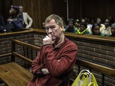 Peter Frederiksen who 'stored severed vaginas of 21 women in freezer' appears in South African court | Africa | News | The Independent