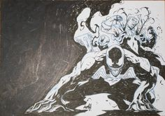 Venom by Andie Tong Comic Art