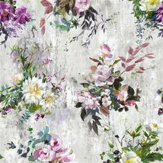 aubriet - amethyst wallpaper