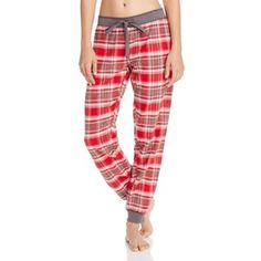 Pj Salvage Mountains Calling Flannel Pants