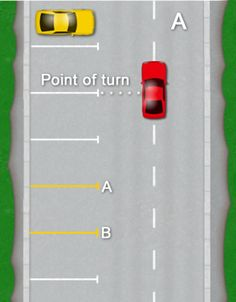 Driving Basics, Driving Test Tips, Driving Safety, Driving School, Driving Rules, Learning To Drive Tips, Car Learning, Parallel Parking Tips, Driving Instructions