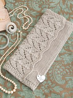 lace clutch nice gift