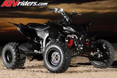 Yamaha YFZ450R Special Edition. Now thats my kinda quad!