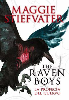 El buhito lector.: Reseña: La profecía del cuervo - Maggie Stiefvater...