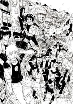 (akamaru) (akimichi chouji) (gaara)  (gamabunta) (haruno sakura) (hatake kakashi) (hyuuga hinata) (hyuuga neji) (inuzuka kiba) (jiraiya) (nara shikamaru ) (rock lee) (sai) (temari) (tenten) (uchiha itachi)  (uzumaki naruto)( yamanaka ino)( yamato ) #Naruto