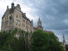 Sigmaringen castle, Germany