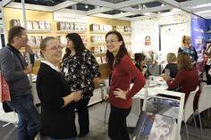 Sara-Maria Lukas und Bea Lange: Abenteuer Buchmesse