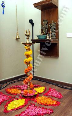 drawings of personalities Housewarming Decorations, Diy Diwali Decorations, Outdoor Wedding Decorations, Festival Decorations, Flower Decorations, Rangoli Designs Flower, Rangoli Ideas, Flower Rangoli, Beautiful Rangoli Designs
