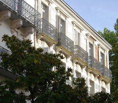 Balconies, Vichy | par Barrow Bob