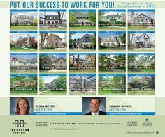 Meyers North Shore of the Hudson Company, #Winnetka, IL.   Properties Sold - during 2013.  Contact:  Howard Meyers, #Hudson Company, 847.446.9600 for info or assistance.