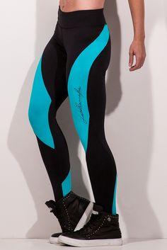 calca-fuso-ocean-cut-labellamafia-fcl80079 Dani Banani Moda Fitness