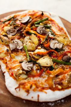 pizza tutorial   www.theorganickitchen.org