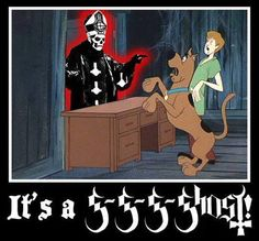 Ghost!  Stole it from Kathy D' Ambrosio!  Epic!!