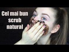 ♡ Cel mai bun scrub natural | Dinca - YouTube Scrubs, Helpful Hints, Rings For Men, Make Up, Face, Tips, Nature, Youtube, Beauty