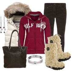 """""""Tommy Hilfiger"""" by debbie-probst on Polyvore"""