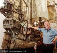 Image result for pirate ship concept art