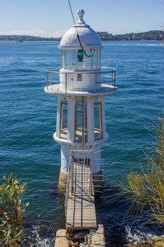 Robertson's Point #Light - Cremorne Point, Sidney, #Australia - http://dennisharper.lnf.com/
