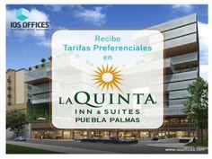 Hotel La Quinta Inn&Suites Puebla #comonuevocadadia