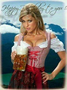 Dirndl  Beer