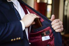 Dlaczego warto nosić granatową marynarkę na co dzień? Mens Fashion | Menswear | Men's Apparel |Men's Outfit | Sophisticated Style | Moda Masculina | Mens Shirt | Elegant
