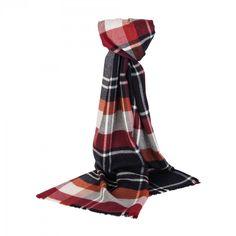 Johnstons of Elgin 100% merino scarf, £49, Far Horizons Gallery (Petersfield)