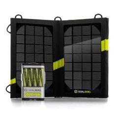 Guide 10 Plus Solar Kit   Complete Solar Kit   Goal Zero