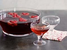 Get this all-star, easy-to-follow Prosecco Punch recipe from Trisha Yearwood. (Season 2/A Wedding Shower to Remember)