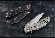 Current XM Production Knives   Rick Hinderer Knives