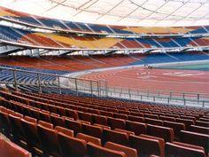 Bukit Jalil National Stadium, Kuala Lumpur, Malaysia – 100,200 - Soccer / football