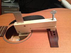 Image result for guitar bridge clamps