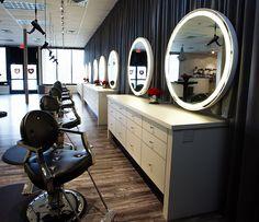 Salons of the Year - Salon Today York Pennsylvania, Salon Chairs, Salon Ideas, Salon Design, Beauty Bar, Cosmetology, Salons, Decor Ideas, Tours