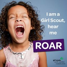 Repin if you love being a Girl Scout!