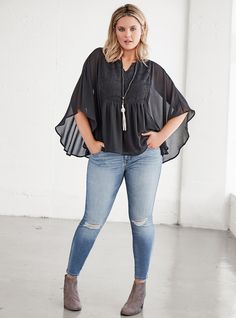 NEW YEAR means NEW Fashion | Torrid Plus Size | #justgivemetorrid