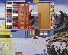 House, 2003 - Matthias Weischer
