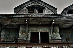 Abandoned Aberdeen B & O, Maryland