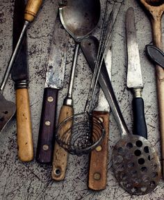 Old Cutlery