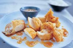 Chicken with Garlic Vinegar Sauce - Ken Hom.