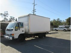 20 Best Box Van For Business images in 2016 | Box van, Used trucks