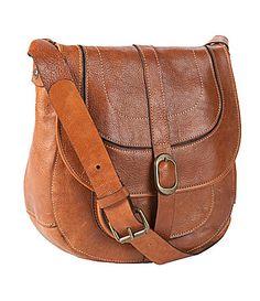 Patricia Nash Barcelona Saddle Bag #Dillards