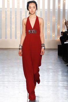 Jenny Packham Fall 2014 Ready-to-Wear Fashion Show