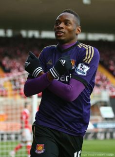 Diafra Sakho ( West Ham United )