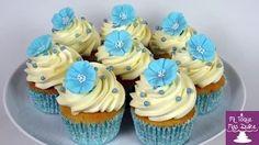 cupcake decorado - YouTube
