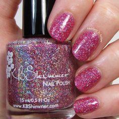 KBShimmer - Ripe For the Pink-ing
