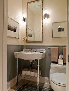 Sarah Richardson Design - Sarah's House - Bathroom