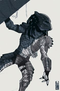 Predator - Zarnala.deviantart.com