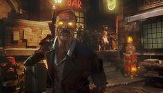 Ver Los zombies de 'Call of Duty: Black Ops III' llegarán con la elegancia de los 40