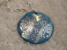 Pendant Necklace Fairy Bojo Jewelry Shells by byDorjieDesign, $17.50