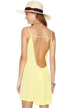 Sun Kisser Dress
