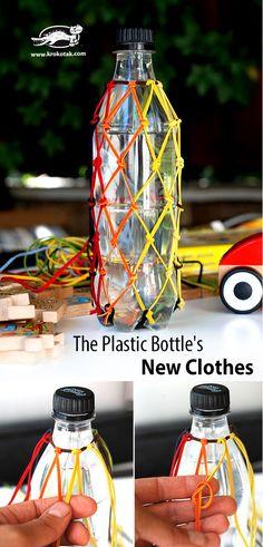 he Plastic Bottle's New Clothes