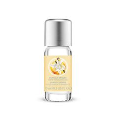 The  Body Shop Limited Edition Vanilla Brulee Home Fragrance Oil